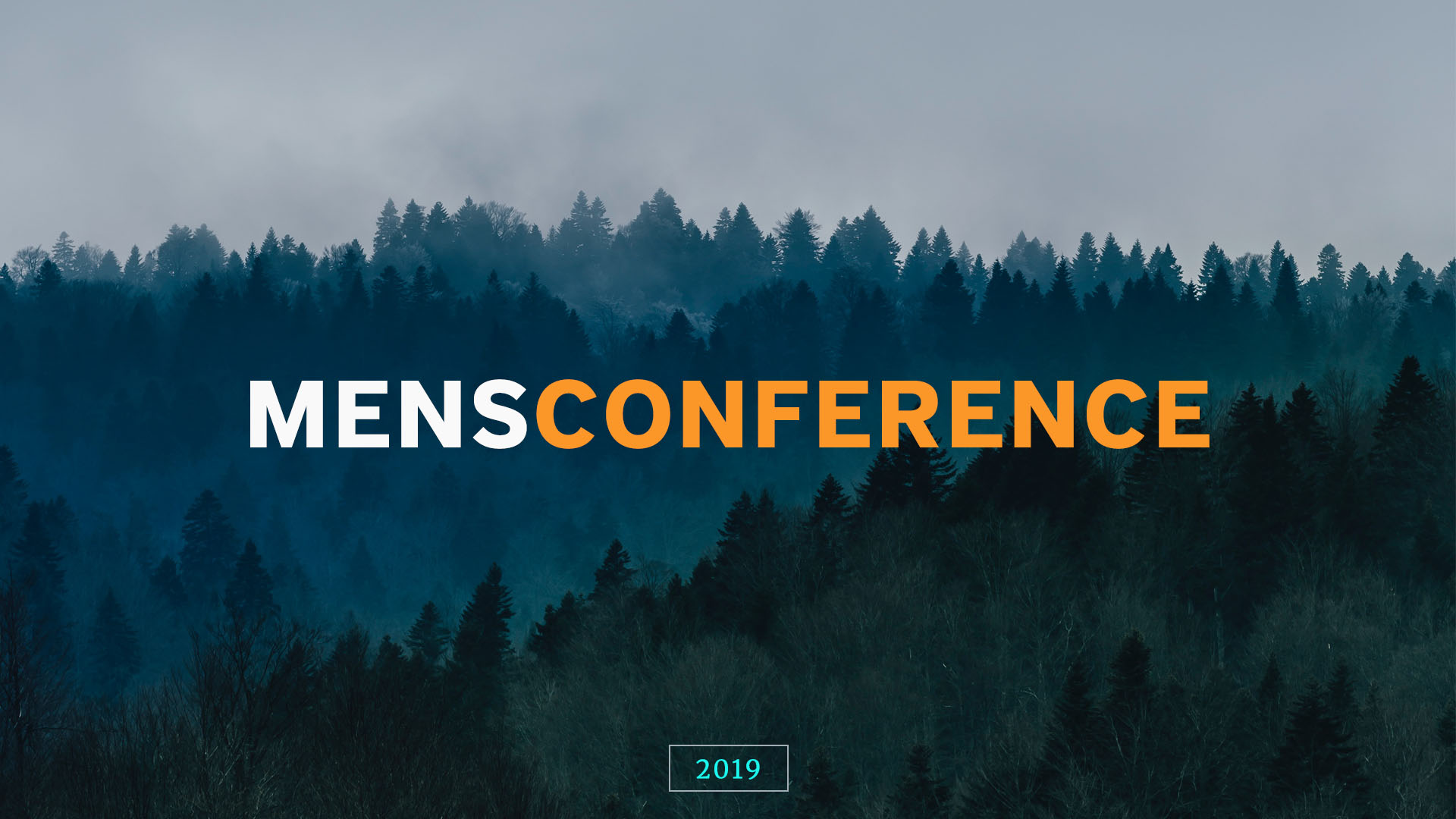 Men's Conference 2019