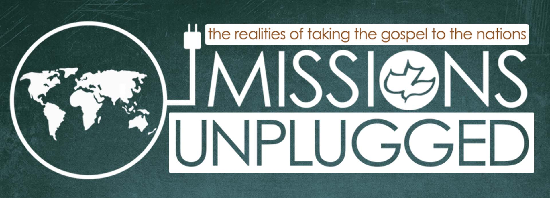 East Coast Missions Conference 2015 -  Missions Unplugged