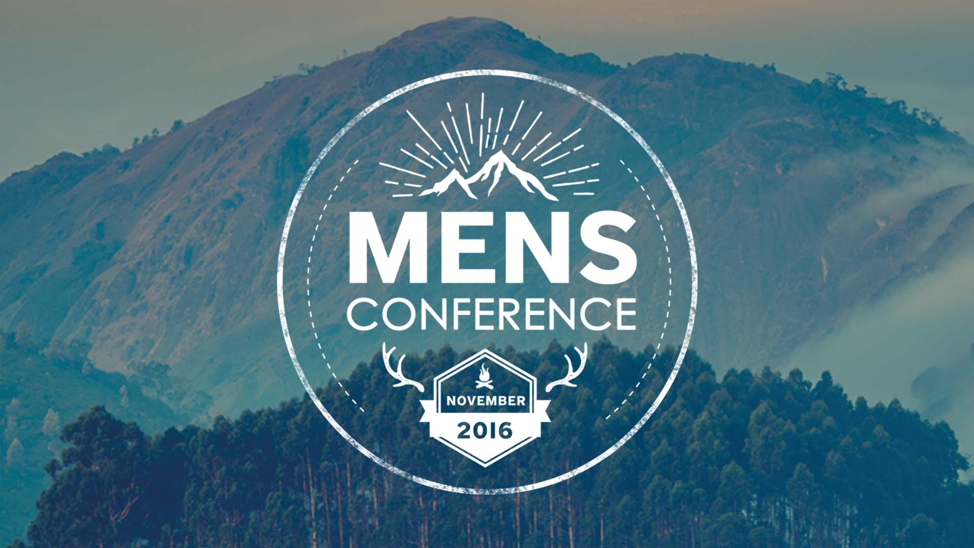 2016 Mens Conference