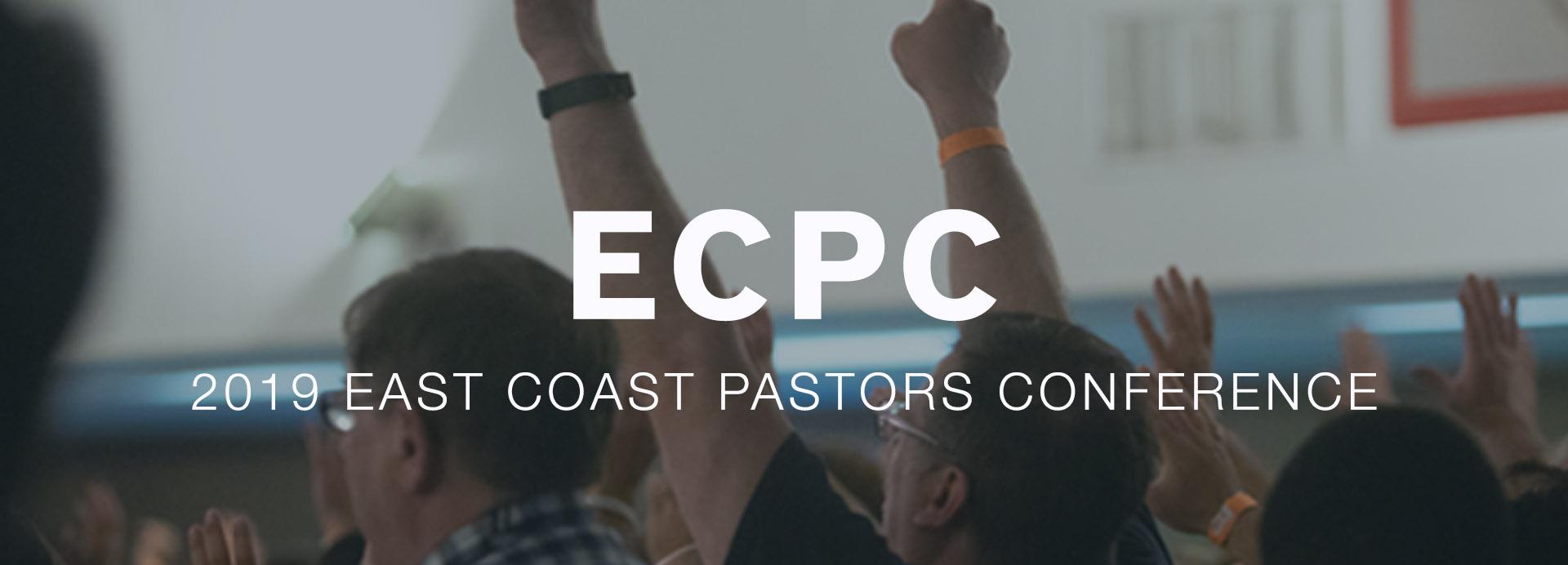 East Coast Pastors Conference 2019