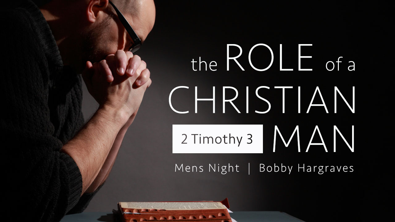The Role of Christian Men