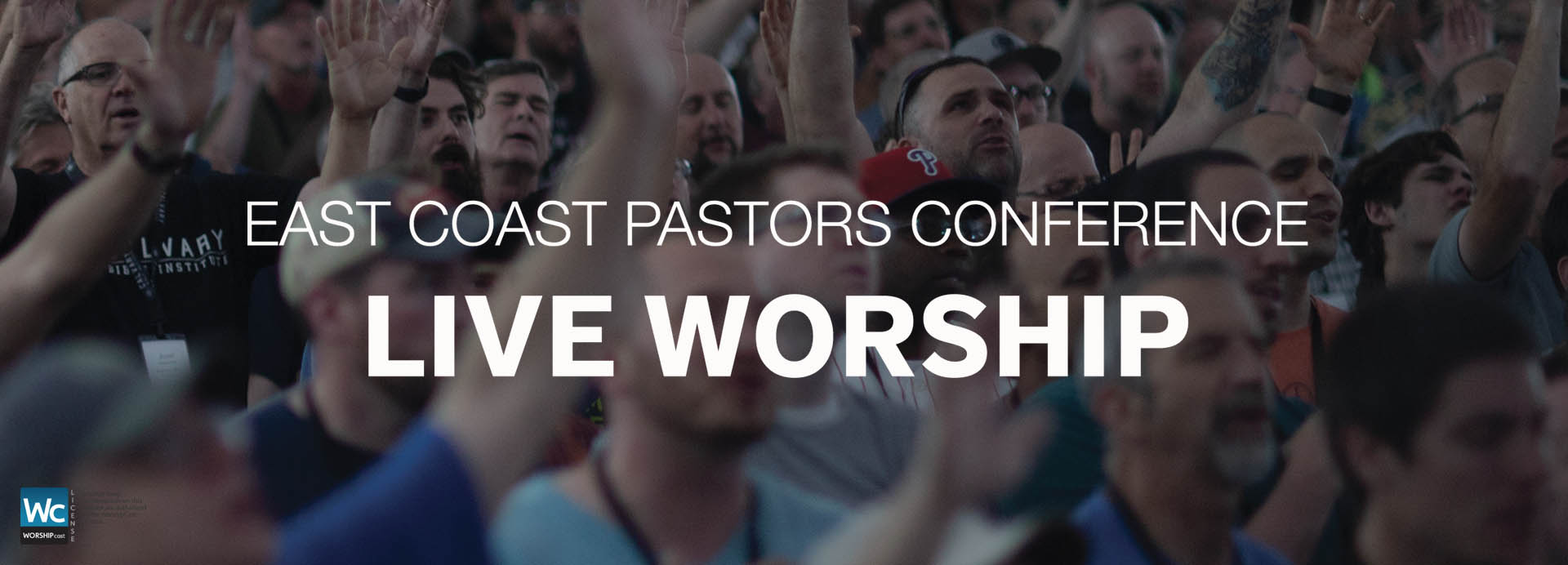 2019 East Coast Pastor's Conference Live Worship